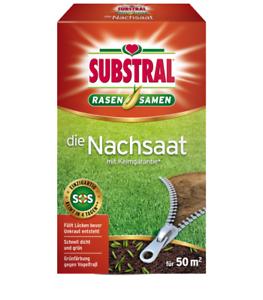 """SUBSTRAL Rasensamen /""""Die Nachsaat/"""" 400 g für 200m²"""