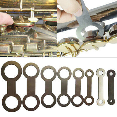 Silver Steel Clarinet Pads Repair Tools Woodwind Instrument ...