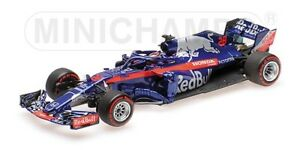 Formule 1 Toro Rosso Str. 13 B. Hartley 2018 Minichamps 1/43
