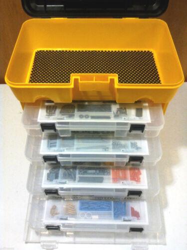 STORAGE SYSTEM Custom ORGANIZER LOOK!!! for LEGO Mindstorms NXT 2.0 8547