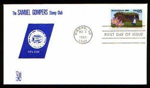 Samuel-Gompers-Sc-2416-South-Dakota-Statehood