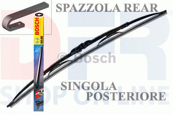 H341 BOSCH Spazzola tergicristallo Posteriore MERCEDES CLASSE A (W168) A 170 CDI