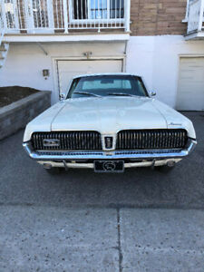 Mercury Cougar XR-7 1967