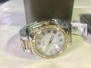 Relic-ZR34326-Women-039-s-Julia-Quartz-Stainless-Steel-Dress-Silver-Tone-Watch