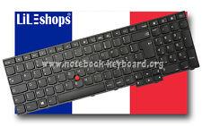 Clavier Français Original Pour Lenovo ThinkPad Edge E560 E560P E565 Série Neuf