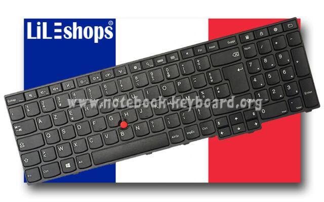 Clavier Français Original Lenovo ThinkPad Edge E550 E550C E555 E555C Série Neuf