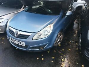 2008-VAUXHALL-CORSA-3-DOOR-D-1-X-WHEEL-NUT-FULL-CAR-IN-FOR-SPARES-PARTS-BREAKING