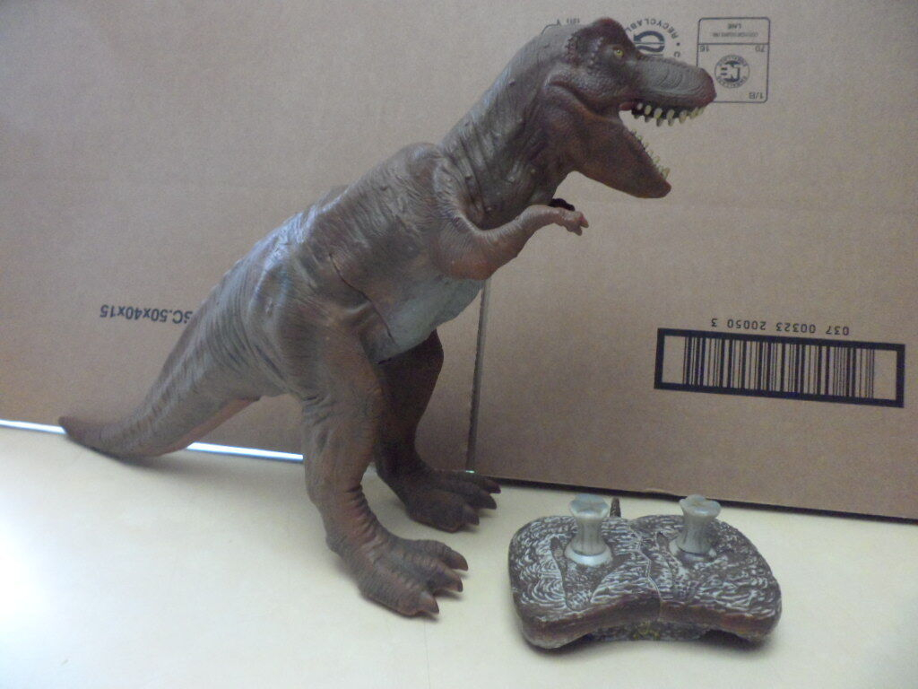 El tiranosaurio binario magasin fi - importable.