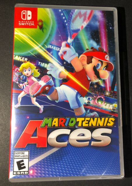 Mario Tennis Aces (Nintendo Switch) NEW