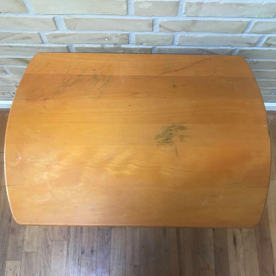 Sofabord, Design , bøgetræ