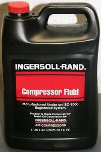 Ingersoll Rand Compressor Fluid (36899698) 1 Gallon