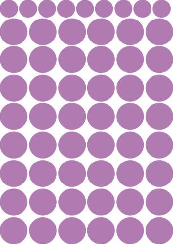 Tapisserie set deux arcs 96 grands cercles 18 petits cercles points dots confettis