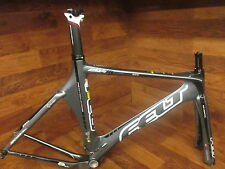 FELT B14 ULTRA HIGH MODULUS HI-MOD FULL CARBON TRIATHLON FRAME SET 52CM AIR FOIL