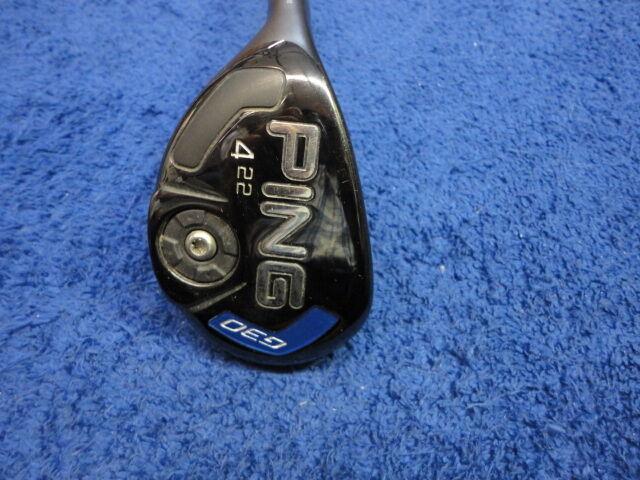 Ping G30 híbrido 22    4, Grafito Regular, mano izquierda (W-7925) hacer oferta  mejor opcion
