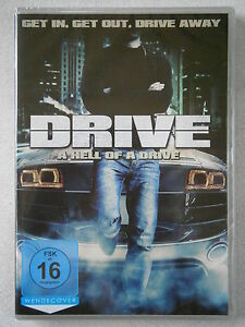 DVD &quot;Drive&quot; - A Hell of a Drive - NEU! - <span itemprop=availableAtOrFrom>Oberasbach, Deutschland</span> - DVD &quot;Drive&quot; - A Hell of a Drive - NEU! - Oberasbach, Deutschland