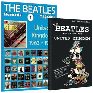 Lot-THE-BEATLES-United-Kingdom-Book-Records-Magazine-Vinyl-Discography