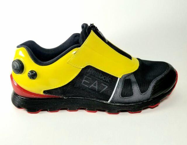 Campionato abbattersi mastice  Reebok Ea7 Womens Zignano Zigtech Pump Emporio-armani Running Shoes Sz US 9  for sale online | eBay
