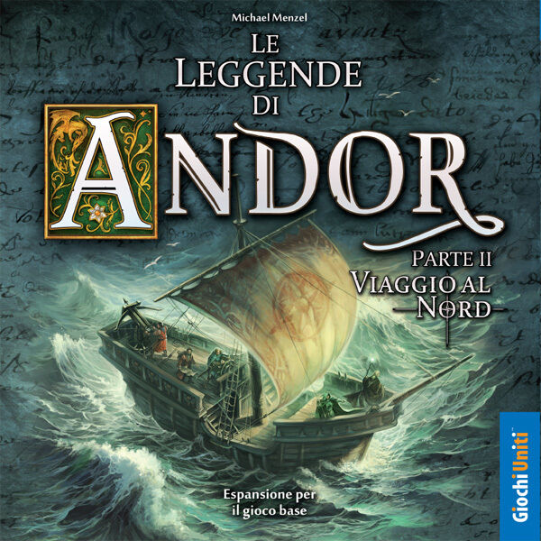 The legends of Andor, Part II, Travel a North - Expansion for the Basic Game