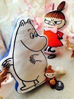 New Moomin Pillow Cushion Plush stuffed toy Cute Moomins