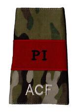 New Multicam MTP ACF Potential Instructor PI RANK SLIDE (Cadets Army Cadet Force