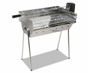 NEW-PORTABLE-SPIT-ROASTER-WITH-3V-ROTISSERIE-STAINLESS-STEEL-BBQ-GRILL-COOKING