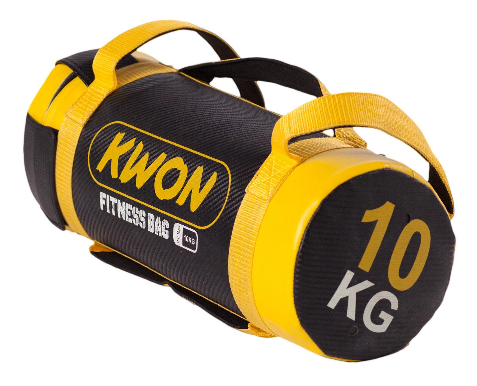 Kwon- Kwon- Kwon- Fitnessrolle 10kg. Functional Fitness. Zirkel. Ringen. Grappling. Judo.ect 740799