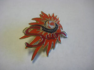 WNBA-Connecticut-Sun-Logo-Pin