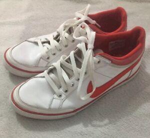 Cien años traje heroico  Nike Capri III Low Lthr Mens White Sneakers Trainers Shoes Sz. 9 US  579622-166 | eBay