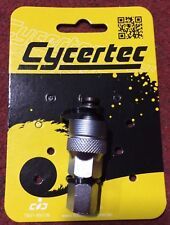 Estrattore pedivella guarnitura bici 14 mm bike cotterless crank extractor tool