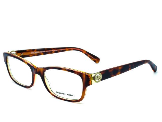 0403ce528b8a06 Michael Kors Eyeglasses MK 8001 Ravenna 3004 Tortoise Frame 53  18 140