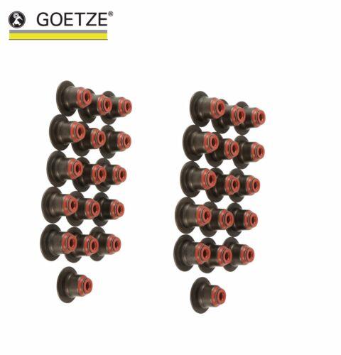 Brand For BMW E60 E63 E64 E70 E71 Valve Stem Seal Kit Set Of 2 OEM Goetze