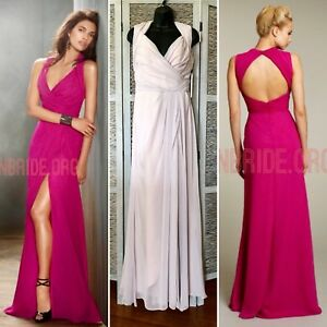 c1d2f3daa493e NWT JLM Couture Jim Hjelm Occasions 5183 Gown Bridesmaid DRESS ...