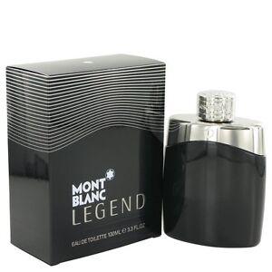 mont blanc legend cologne perfume men 3 4 oz 100 ml men. Black Bedroom Furniture Sets. Home Design Ideas