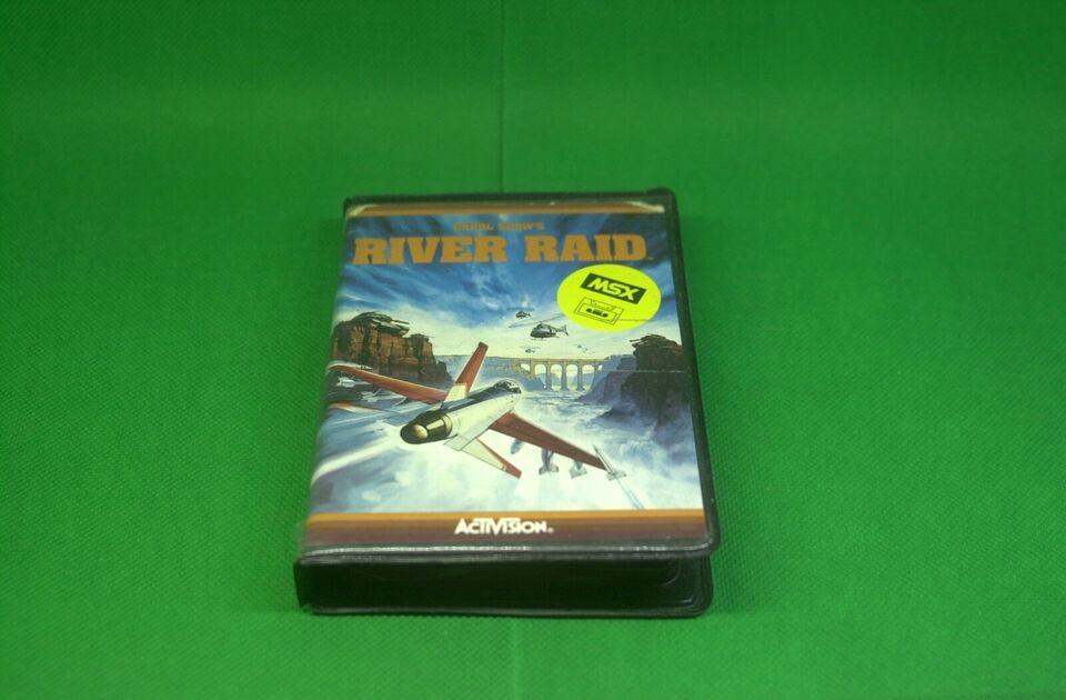River Raid, MSX