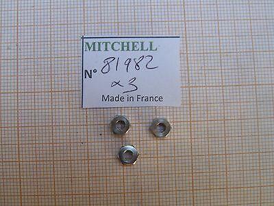 ECROU ANTI RETOUR MITCHELL 496 498 /& autres MOULINETS LOCK NUT RELL PART 81982