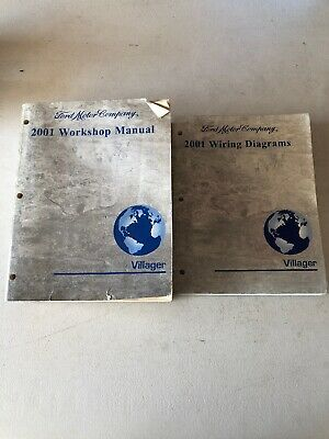 2001 Ford Villager Wiring Diagrams & Service Manuals ...