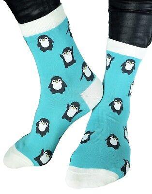Pealu Dünne Pinguin Socken (33-40) Atmungsaktiv Baumwolle Weich Bunt Strumpf Produkte HeißEr Verkauf