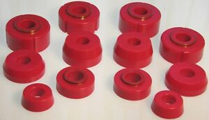 1966-1979-Ford-F100-F150-F250-F350-4WD-Body-Mount-Bushing-Kit-Prothane-6-105