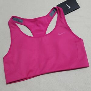 c987cedc804 NIKE SHAPE TRAINING SUPPORT SPORTS BRA CROP TOP PINK - 706579 616 ...