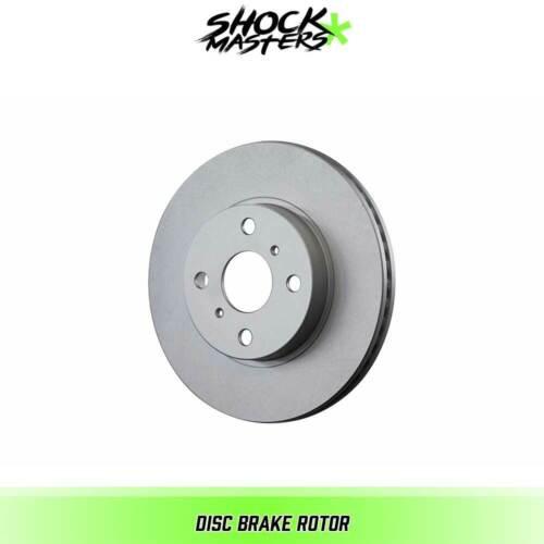 Front Disc Brake Rotor for 2006-2018 Toyota Yaris