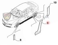 Alfa Romeo 159 Offside / Right Rear Wing Stone Chip Film / Tape 50507799 Genuine