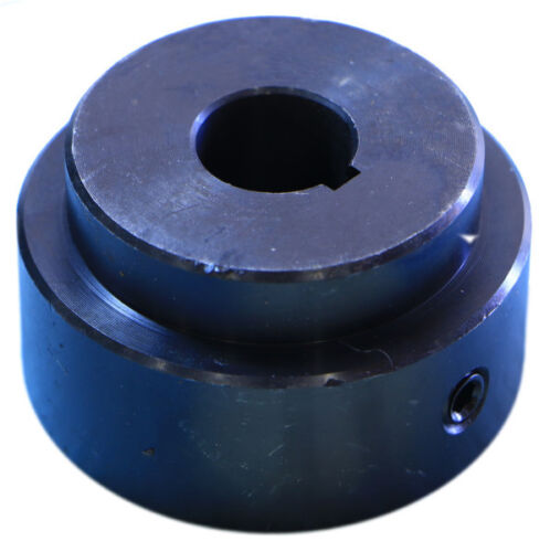 "RanchEx X Series Weld-on Hub 3//4/"" round bore with keyway"