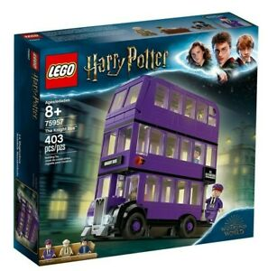 New-LEGO-Harry-Potter-The-Knight-Bus-75957-Brand-new-amp-Sealed-AU-SELLER
