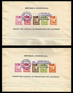 Dominican republic anti malaria two miniature sheets perf image is loading dominican republic anti malaria two miniature sheets perf publicscrutiny Images