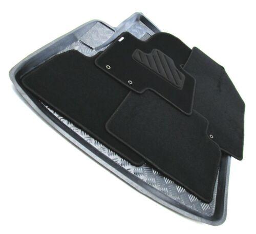 passend für Audi A4 Avant B6 B7 Fußmatten Kofferraumwannen Set 2000-2008 wosru