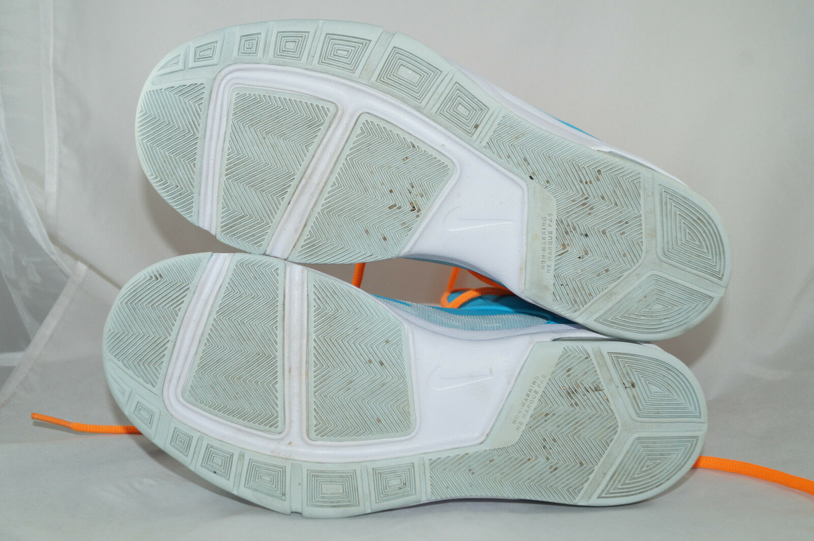 Nike Air zoom KD V elite GR GR GR  38,5 High Tops azul claro calzado deportivo ce49cc