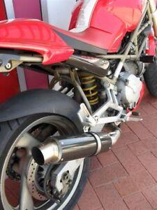 Carbon Gp Exhaust Ducati Monster 6006206957508009001000s4