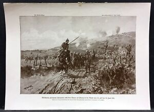 France-Medical-from-Captured-Military-WK1-Art-Print-Rocholl-W-4156