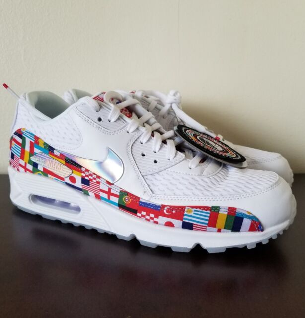 Nike Air Max 90 International Flag AO5119 100  AO5119 100