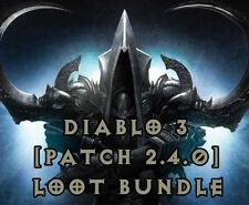 Diablo 3 RoS PS4 [SOFTCORE & HARDCORE] New Complete Bundle - Read Listing!